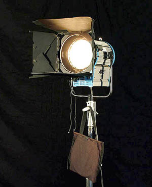 CLICK ON PHOTO - Used Arri 2K Tungsten Lighting Systems for Sale