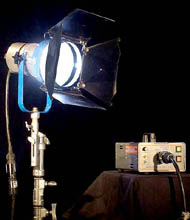 CLICK ON PHOTO - Used LTM 200w Par HMI Lighting, Used Par HMI Lights, Par HMI Lights, LTM, Strand, Arri