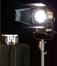 CLICK ON PHOTO - Used Strand 1.2K HMI Fresnel Lighting, HMI Fresnel Lights for sale