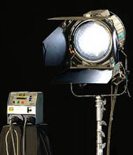 CLICK ON PHOTO - Used HMI Lighting, HMI Lights, HMI Par Lighting, Fresnel HMI Lights, LTM, Strand, Arri