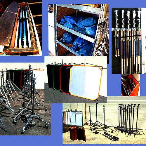 Purchasing Used Grip and Lighting Equipment