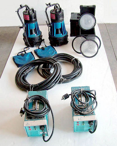 Buying Used HMI Lighting Systems