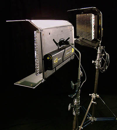 Kino Flo Diva Lights for sale with case - click here