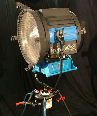 LTM 12/18K HMI Fresnel Lighting System for sale with warranty