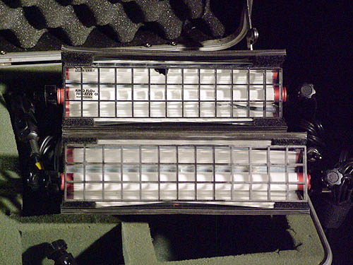 Used Kinoflo 4X4 Kino flo Lights for Sale, Kino flo lights for sale