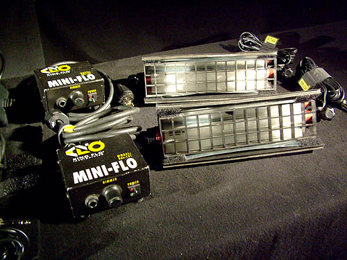 Used Kinoflo Kino flo Lights for Sale, Kino flo lights for sale