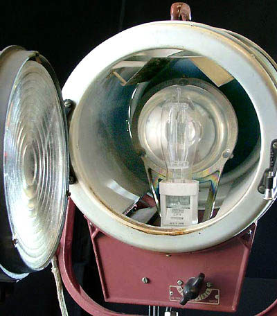 Mole Richardson 5K Baby Senior Tungsten Fresnel Lights for Sale