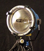 Used Arrilite 2K Tungsten Lighting System for Sale - click here