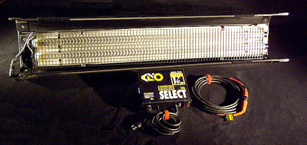 Used Kinoflo 4ft X 2-Bank Lights for Sale - click here