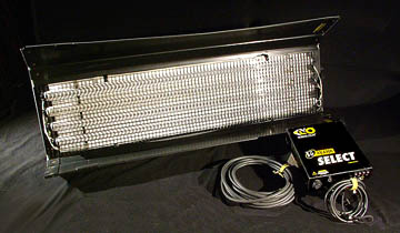 Used Kinoflo 4ft x 4-Bank Lights for Sale - click here