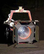 Used Mole Richardson 650K Tweenie Tungsten Fresnel Lights for Sale, Used Tungsten Lights for sale - click here